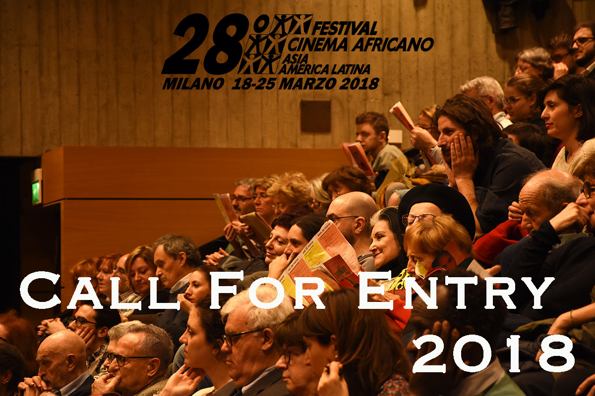 Call for Entry 2018